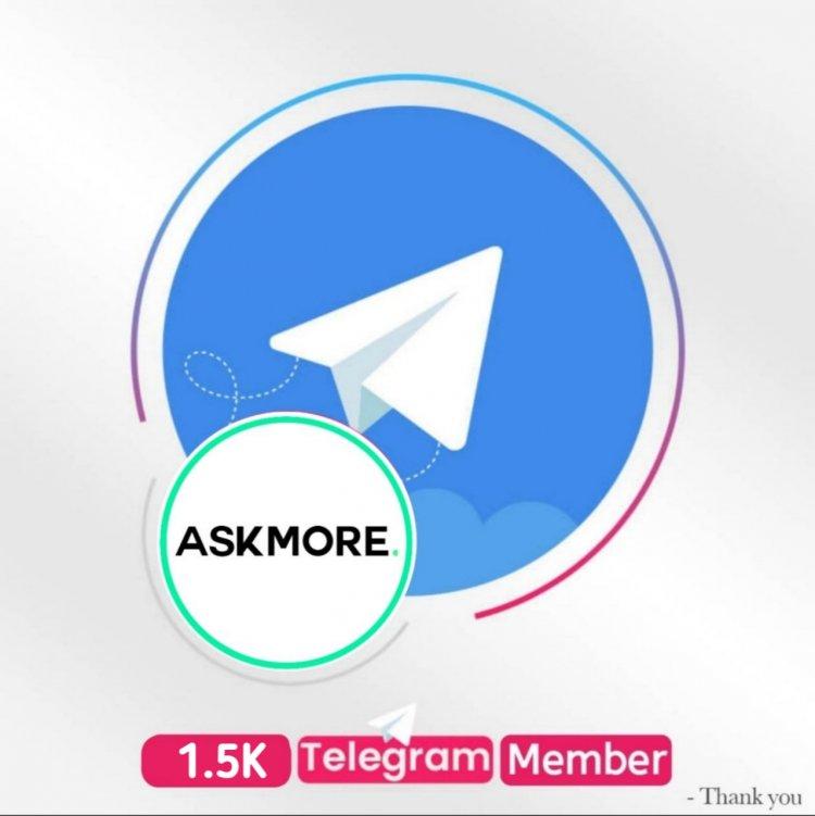 AskMore.In Telegram